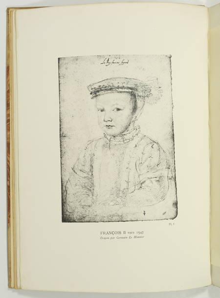 MOREAU-NELATON - Les Le Mannier, peintres officiels de la cour des Valois - 1901 - Photo 1, livre rare du XXe siècle
