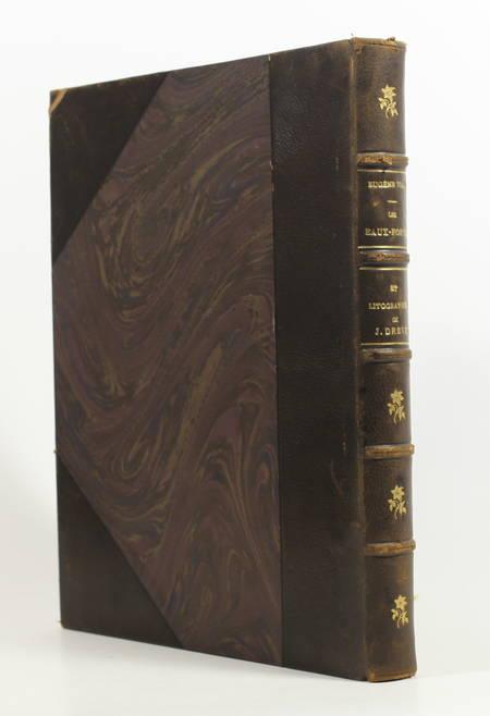 VIAL (Eugène). Les eaux-fortes et lithographies de Joannès Drevet, livre rare du XXe siècle