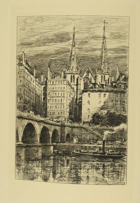 Eugène VIAL - Les eaux-fortes et lithographies de Joannès Drevet - 1915 - Photo 1, livre rare du XXe siècle