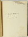Eugène VIAL - Les eaux-fortes et lithographies de Joannès Drevet - 1915 - Photo 3, livre rare du XXe siècle