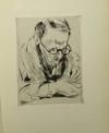 Catalogue des livres illustrés par Daragnès - 1924 - Eau-forte - Dédicace - Photo 2 - livre d occasion