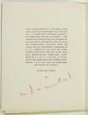 Armand LUNEL - La maison de la femme peinte - 1946 - Signé par André Marchand - Photo 3 - livre du XXe siècle