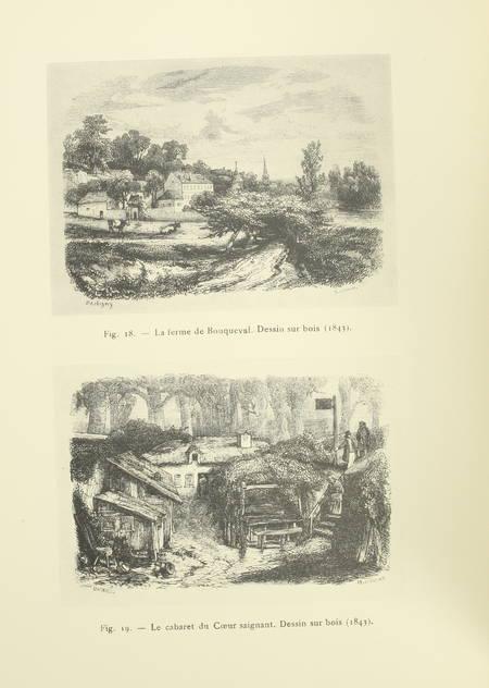 MOREAU-NELATON - Daubigny raconté par lui-même - 1925 - 1/600 exemplaires - Photo 1, livre rare du XXe siècle