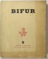 [Surréalisme, Revue] Bifur. N° 5 - 1930 - Photographies - Photo 1 - livre moderne