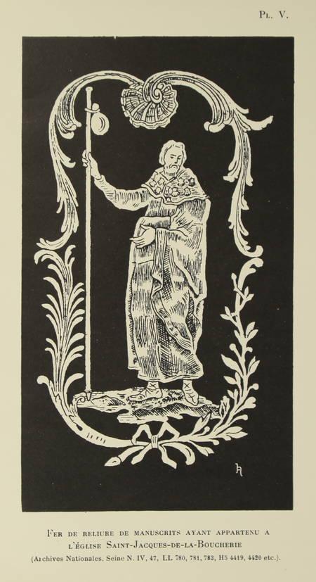 MEURGEY - Histoire de la paroisse Saint-Jacques-de-la-Boucherie - 1926 - Photo 2, livre rare du XXe siècle