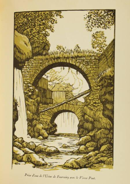 BOUCHAYER (Auguste). Les chartreux, maîtres de forges