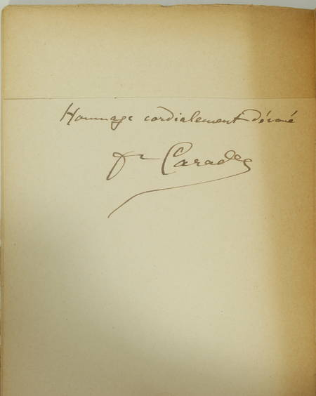 CARADEC - Coins d'Auvergne - (1907) - Illustrations - Signature - Photo 0 - livre moderne