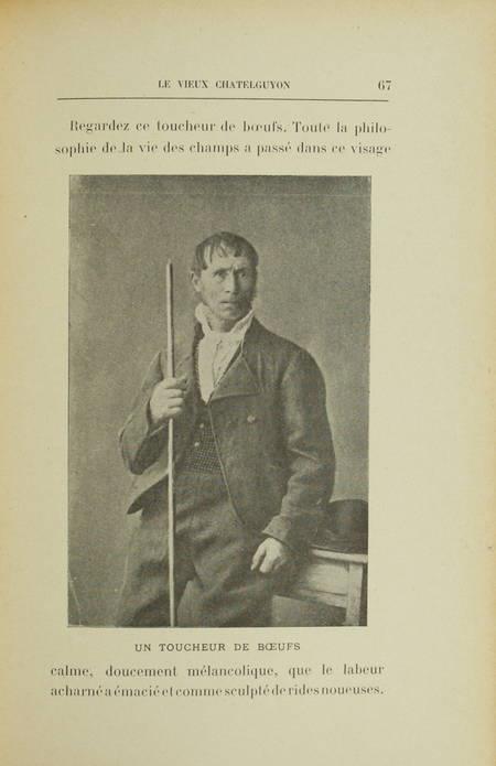 CARADEC - Coins d Auvergne - (1907) - Illustrations - Signature - Photo 1, livre rare du XXe siècle