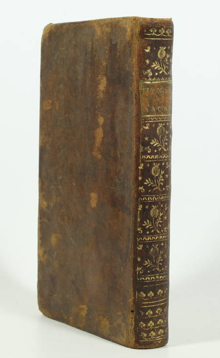 Victorino SANTOLIO - Hymni sacri et novi - 1760 - Photo 0 - livre de bibliophilie