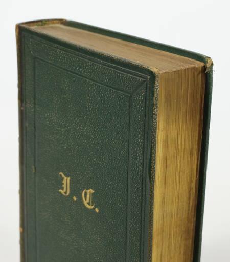 Madame Amable TASTU - Poésies complètes - 1858 - Relié - Photo 2, livre rare du XIXe siècle