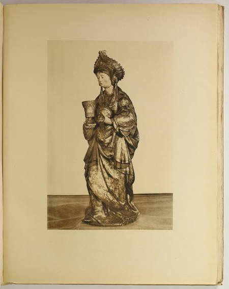 Aubert et Verrier - Abbaye des Vaux de Cernay - 1931 - 1/25 Japon - Photo 1 - livre de collection