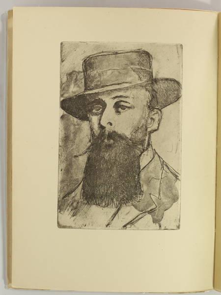 BOYLESVE (René). Le pied fourchu, livre rare du XXe siècle