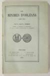 Cochard - Les minimes d Orléans (1608-1790) - 1879 - Photo 0, livre rare du XIXe siècle