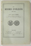 COCHARD (Abbé Th.). Les minimes d'Orléans (1608-1790)