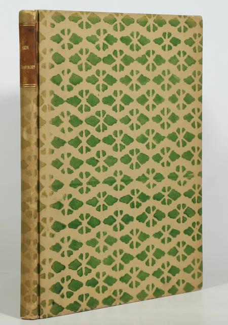 [Musique] Igor Strawinsky 1923 - par Schloezer, Cocteau ... Portrait par Picasso - Photo 1, livre rare du XXe siècle