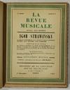 [Musique] Igor Strawinsky 1923 - par Schloezer, Cocteau ... Portrait par Picasso - Photo 3, livre rare du XXe siècle