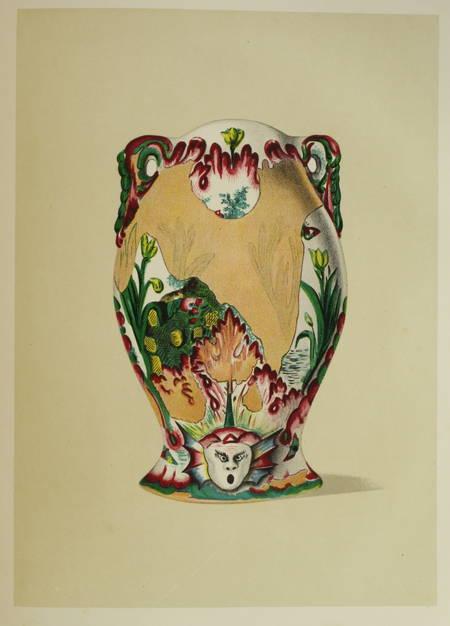 MUSSET (Georges). Les faïenceries rochelaises, livre rare du XIXe siècle
