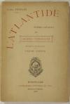VERDAGUER - L Atlantide - Poème catalan, traduit par Pepratx - 1900 - Mistral - Photo 0, livre rare du XXe siècle