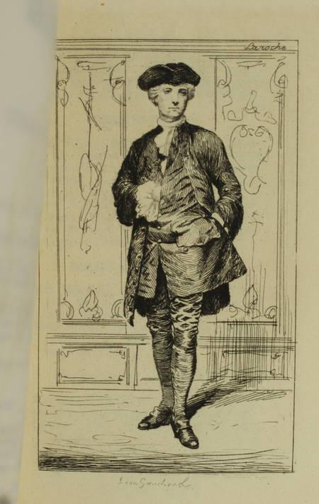 [Petit format] Almanach des spectacles - Année 1876 - Portraits - Photo 1, livre rare du XIXe siècle