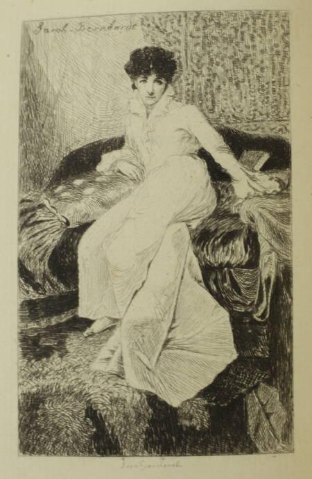 . Almanach des spectacles, continuant l'ancien Almanach des spectacles publié de à 1752 à 1815. Année 1875, livre rare du XIXe siècle