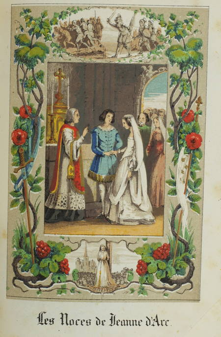 COLLIN de PLANCY (J.). Légendes de l'histoire de France, livre rare du XIXe siècle