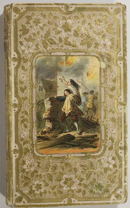 LECLERC (A. C.). Richard, où le dévouement à la famille des Stuarts, livre rare du XIXe siècle