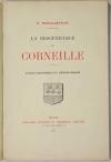 MARIOLLE-PILTE (R.). La descendance des Corneille. Etude historique et généalogique