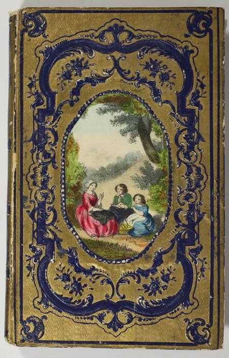 [Chine] Gabriel Perboyre, aventureux pèlerinage 1853 - Cartonnage à médaillon - Photo 0 - livre rare