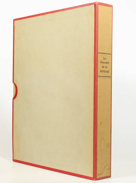 DESCARTES - Le discours de la méthode - 1934 - Bois de Paul Baudier - 1/130 ex - Photo 2 - livre de collection