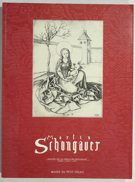 Martin Schongauer, maître de la gravure rhénane - vers 1450-1491 - Photo 0 - livre du XXe siècle
