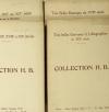 Collection H. B. : Henri Béraldi : Catalogue des estampes 1927-1930 - Prix notés - Photo 1, livre rare du XXe siècle