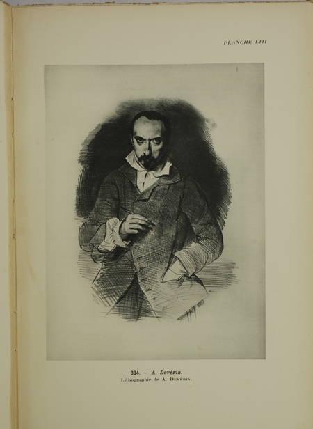 Collection H. B. : Henri Béraldi : Catalogue des estampes 1927-1930 - Prix notés - Photo 3, livre rare du XXe siècle