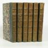 DIDEROT. Oeuvres choisies de D. Diderot, publiées en six volumes et précédées d'une introduction par Paul Albert