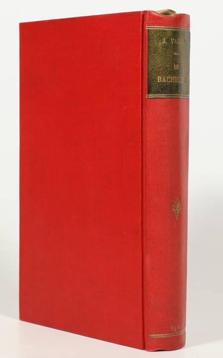 VALLES (Jules). Jacques Vingtras. Le bachelier, livre rare du XXe siècle