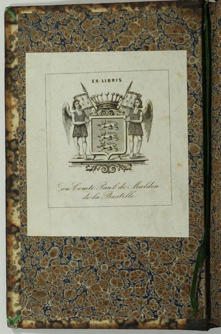 HUGO (Victor). Les voix intérieures. Les rayons et les ombres, livre rare du XIXe siècle
