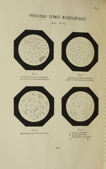 SALLERON - Notice sur les instruments de précision appliqués à l oenologie 1887 - Photo 3, livre rare du XIXe siècle