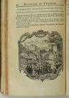 Nouvel abrégé chronologique de l histoire de France - 1746 - Vignettes - Photo 2 - livre du XVIIIe siècle