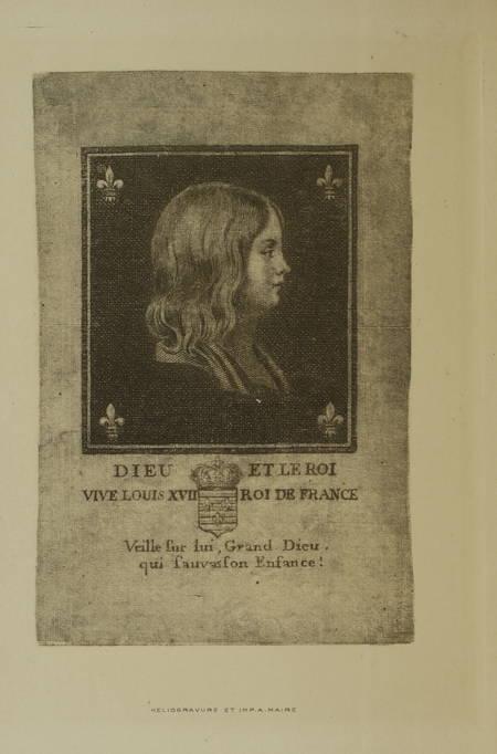 BLOY (Léon). Le fils de Louis XVI