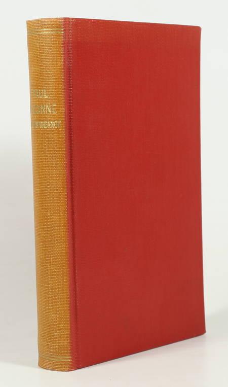 CEZANNE (Paul) et REWALD (John, recueillie par). Paul Cézanne. Correspondance, recueillie, annotée et préfacée par John Rewald
