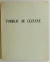 . Tombeau de Cézanne. 23 octobre 1956