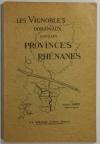 BIRON (Marcel). Une grappe d'impressions françaises sur les vignobles domaniaux rhénans (1920-1925)