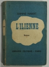 NABERT (Jeanne). L'ilienne. Roman de l'île de Sein