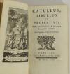 CATULLE, TIBULLE et PROPERCE - Barbou, 1754 - Figures - Photo 2 - livre d occasion
