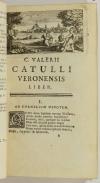 CATULLE, TIBULLE et PROPERCE - Barbou, 1754 - Figures - Photo 3 - livre d occasion