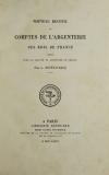 DOUER-D ARCQ - Comptes de l argenterie des rois de France - 1874 - Photo 1 - livre de collection