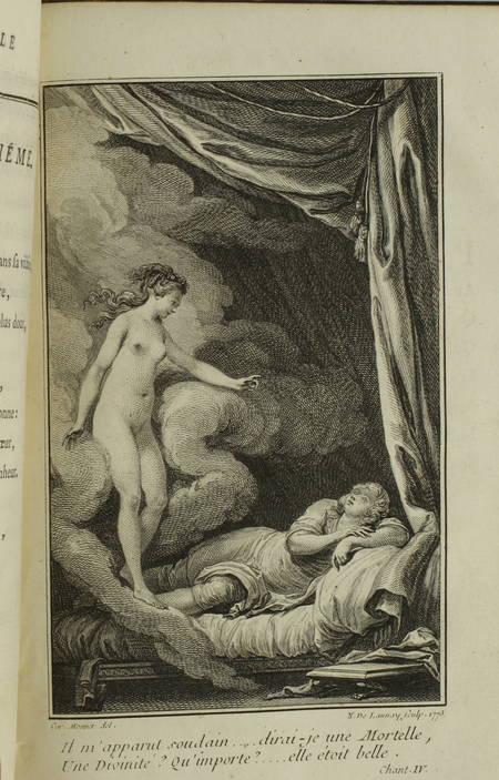 COLARDEAU (Charles-Pierre). Le Temple de Gnide. Mis en vers par M. Colardeau