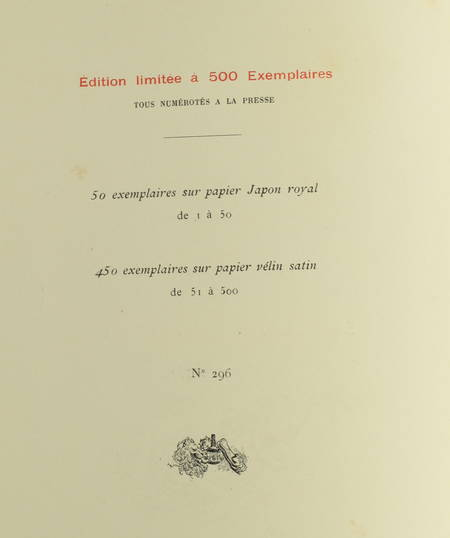 Frédéric MISTRAL - Les secrets des bestes - 1896 - Illustré par Robida - Photo 2, livre rare du XIXe siècle