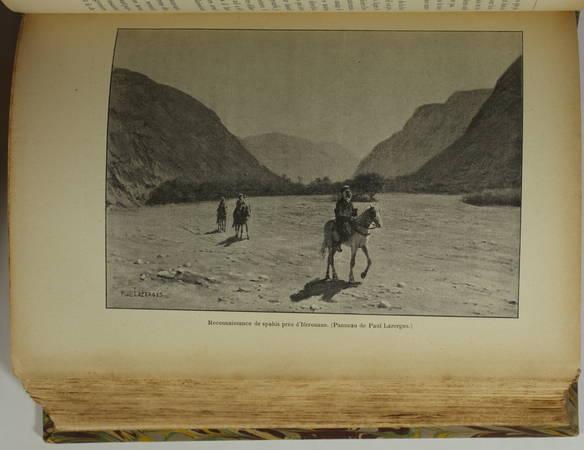 [Afrique] FOUREAU - d Alger au Congo par le Tchad Misson Saharienne - 1902 - Photo 2 - livre d occasion