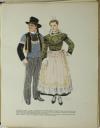 LHUER (V.). Le costume breton de 1900 jusqu'à nos jours