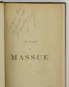 Léon VALERY - Martyrs du fonctionarisme - Le coup de massue - 1883 - Envoi - Photo 0 - livre d occasion